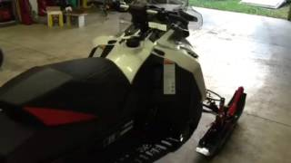 10. 2016 Skidoo Renegade X 1200 4-tec