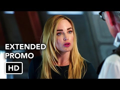 DC's Legends of Tomorrow 3.02 (Preview)