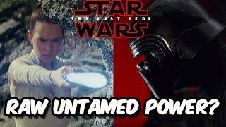 Video Raw Untamed Power? Who Has It In The Last Jedi? STAR WARS MP3, 3GP, MP4, WEBM, AVI, FLV Oktober 2017