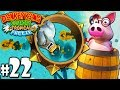 Donkey Kong Country Tropical Freeze Co-Op Fatal Flakes PART 22 (Wii U HD Gameplay Walkthrough Coop)