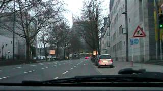 Dortmund Germany  city pictures gallery : Driving in Dortmund, Germany 01/2010