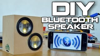 DIY Bluetooth Speaker for 5$