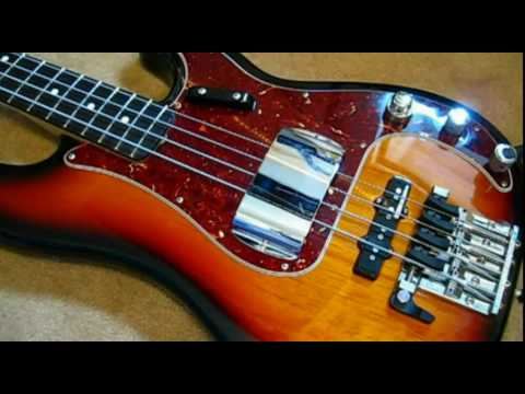 Mike Masuda's Fender PJ bass (part 1 of 2)