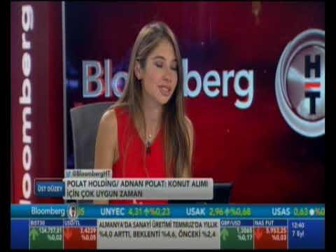 Adnan Polat - Bloomberg HT Röportajı