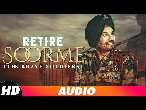 Retire Soorme (Full Audio) | Hira Dhariwal | The B