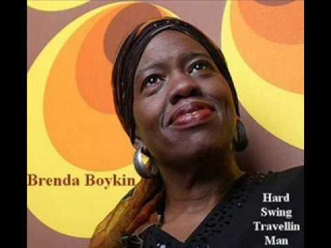 Neoswing - An uptempo neo swing tune by one of the finest jazz singers today, Californian Brenda Boykin, from her 2009 album