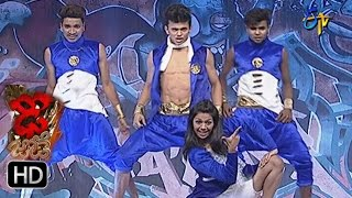 Video Sanketh and Priyanka Performance | Dhee Jodi | 17th May 2017 | ETV Telugu MP3, 3GP, MP4, WEBM, AVI, FLV Oktober 2017