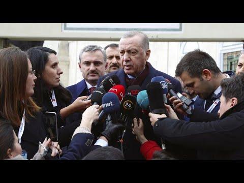 Ερντογάν: «Η Ελλάδα παίζει άσχημο παιχνίδι»
