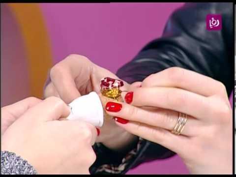 سابا - قدمت فاي سابا - أخصائية حرف يدوية خلال دنيا يا دنيا طرق متعددة لصناعة الاكسسوارات والخواتم من مواد بسيطة. http://www.roya.tv/ http://www.facebook.com/DonyaYa...