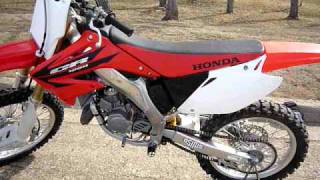 9. 2006 Honda CR 125r