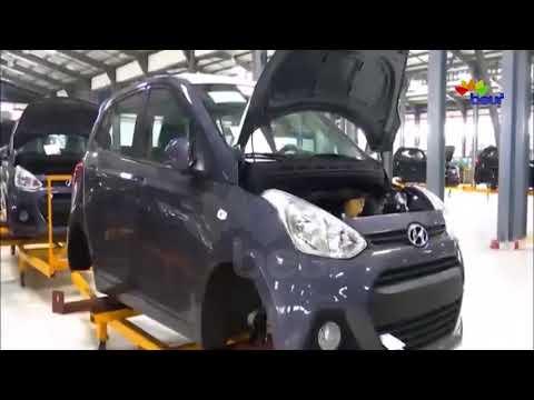 الجزائر نحو انتاج 450 ألف سيارة سنويا بعد أربعة سنوات