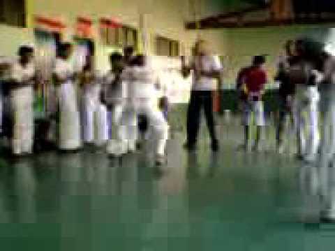 Capoeira de brejinho de Nazaré