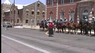 Globe (AZ) United States  city photos : Pony Express Delivers To Globe Arizona.wmv