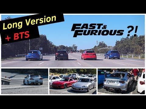 MOUNTAIN RUN … FAST & FURIOUS STYLE? (видео)