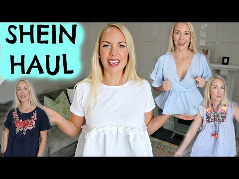 HUGE SHEIN FASHION HAUL & TRY ON     HONEST SHEIN REVIEW - IS IT FOR REAL?