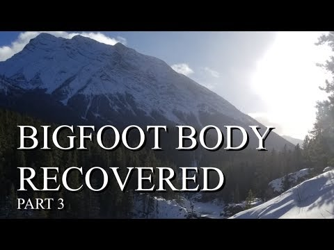 BIGFOOT BODY RECOVERED PART 3 - Mountain Beast Mysteries Episode 39. (видео)