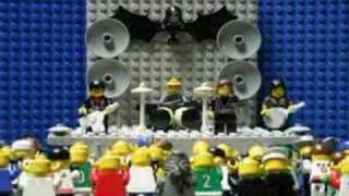 Lego Megadeth - Symphony of Destruction - YouTube