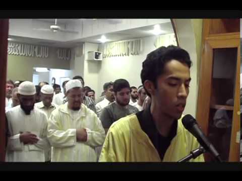 Amazing Tarawih 2011 4th night - Youssef Edghouch