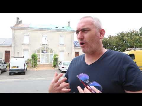 Les sinistrés se préparent aux nouveaux orages (vidéo Quentin Petit)