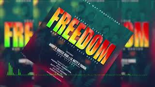 Video Muddy & Squeeze Head x Lil Natty & Thunda - Freedom [Gargamel Riddim] 2019 Soca MP3, 3GP, MP4, WEBM, AVI, FLV Mei 2019