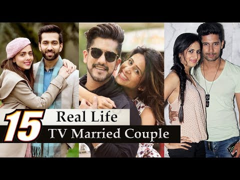 Indian TV Real Life Couples - 15 Most Popular Real Life Married Couple From Indian Television