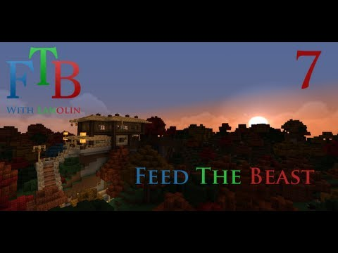 Feed the Beast: Season 2 - Episode 7 - A Creeper Blew Me Up While I Typed Out This Title