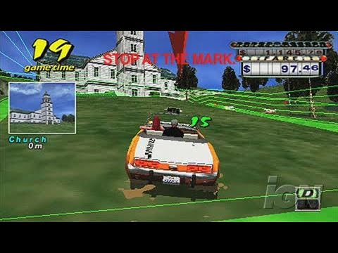 crazy taxi fare wars psp 1 link