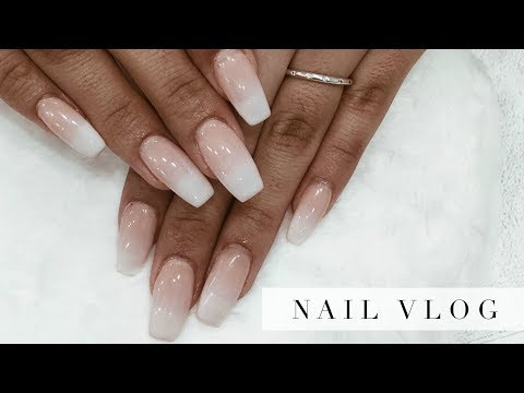 Nail salon - NAIL VLOG - LOS ANGELES, CA  INMYSEAMS