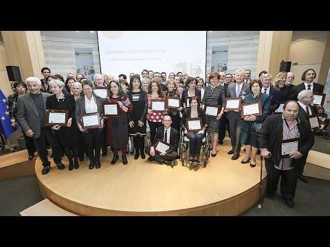 Τα βραβεία Ευρωπαίου Πολίτη 2018