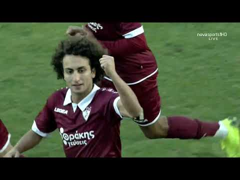 """Video - Βόλος-ΑΕΚ 1-3: Συνεχίζει τις """"πτήσεις"""" ο """"Δικέφαλος""""!"""