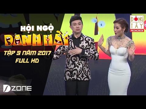 TẬP 9 FULL HD HỘI NGỘ DANH HÀI 2017 (19/02/2017)