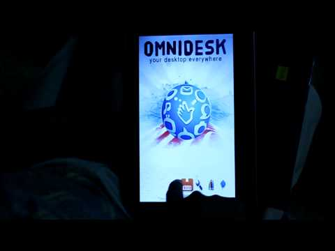Video of OmniDesk -Lite