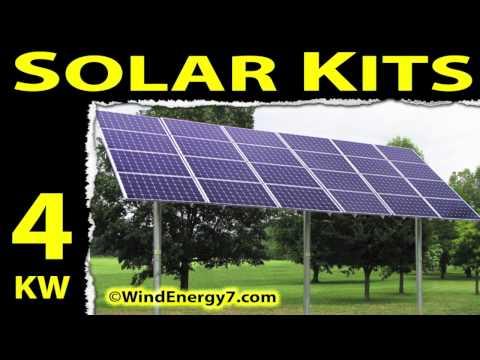 Solar Panel Kits – Solar Panel Kit