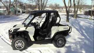 8. 2013 Can-Am Commander 1000 Limited