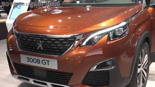 2018 Peugeot 3008Images from google images/google.com