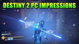 Destiny 2 PC Aim Assist? | Beta Impressions