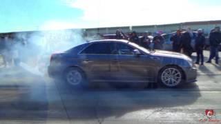 Christmas Day Street Racing