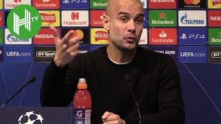 Download Video Man City 6-0 Shakhtar Donetsk | Pep Guardiola issues brilliant response to shocking penalty call MP3 3GP MP4