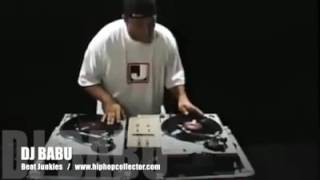 DJ BABU - via Hip Hop Collector -[HH1M.com]