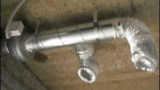 Приточно-вытяжная вентиляция коттеджа