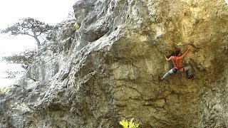 Ein Wixer in der Antarktis 8b+ / 5.14a (Thalhofergrat) | Uncut Ascent by Mani the Monkey
