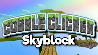 To The Nether! • Cobble Clicker • Minecraft Bedrock Map w/ZloYxp! [Part 7]