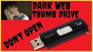 Video Dark Web Mystery Box USB Drive Reaction(Warning) MP3, 3GP, MP4, WEBM, AVI, FLV Desember 2018