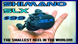 Video SHIMANO'S NEW $99 SLX BAITCASTER: THE SMALLEST REEL IN THE WORLD!!! UNBOX AND ANALYZE MP3, 3GP, MP4, WEBM, AVI, FLV Desember 2018