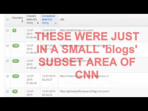 How To Get CNN com Backlinks For $3 HD