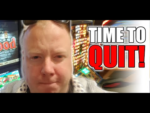 Time to Quit Gambling (When I KNEW I had to Stop) | Gambling Addiction VLOG
