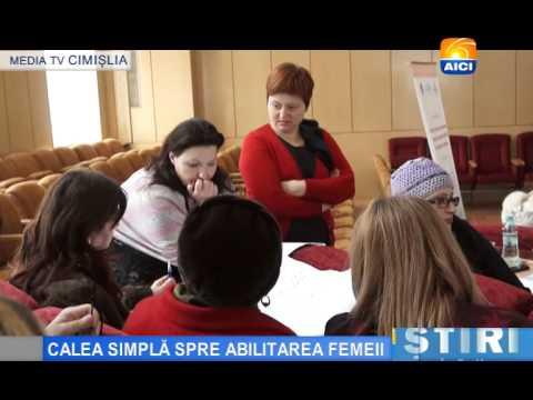 CIMISLIA CALEA SIMPLA SPRE ABILITAREA FEMEII TITRE
