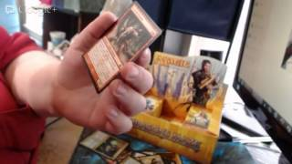 6. PreRecordded - Opening a box of #dragonmaze #MTG product