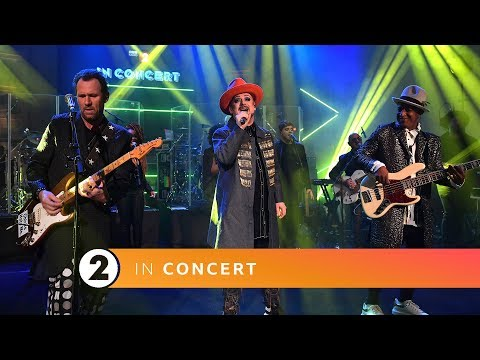 Boy George & Culture Club - Church Of The Poison Mind / Wham's I'm Your Man (Radio 2 In Concert)