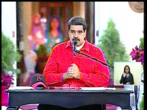 """Maduro: """"Le doy todo mi apoyo al Fiscal en la lucha contra la corrupción"""""""